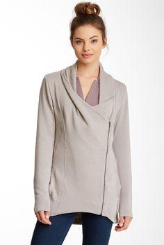 Asymmetrical Zip Jacket