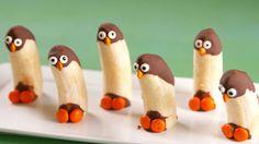 Banana Penguins  - Delish.com