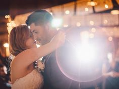 83 Soulful First Dance Wedding Songs | Photo by: Anna Delores Photography  | TheKnot.com