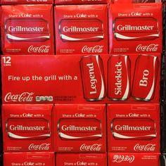 Gendered soda. Thanks @ chrismessina!
