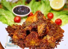 Resep Masakan Alami: Resep Ayam Goreng Laos  Enak dan Spesial