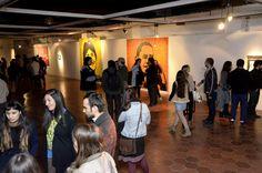 Muestra de Egar Murillo - Museo Municipal de Arte Moderno