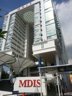 Management Development Institute of Singapore (College/University Campus) in Singapore