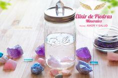 Cómo hacer Elixir de Piedras Minerales | Tarot de María