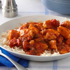 Sweet 'n' Spicy Chicken Recipe from Taste of Home