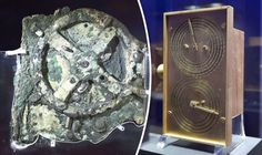 GOOGLE has updated its logo with a special Doodle marking the 115th anniversary of the Antikythera mechanism's discovery.