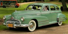 1948 Buick Special.