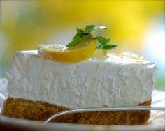 easy limoncello cheesecake | ChinDeep