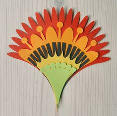 Wycinanki (polish paper art) Tutorial