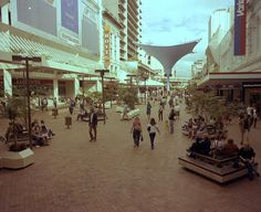 I think the Mall looked much better back then than it does now.