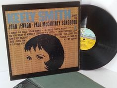 [b]SOLD[/b] KEELY SMITH sings the john lennon paul mccartney songbook - FOLK, FOLK ROCK, COUNTRY and folkish music! #LP Heads, #BetterOnVinyl, #Vinyl LP's