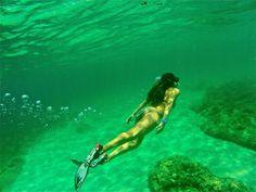 Snorkeling in Jávea