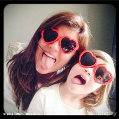 Pin for Later: Tiffani Thiessen's Sweet Family Photos Are Absolutely Adorable Mother Daughter Pictures, Mom Daughter, Daughters, Cute Family Pictures, Family Photos, Valentines For Daughter, Mommy And Me Photo Shoot, Tiffani Thiessen, Mother Daughter Photography