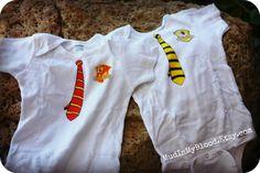 Harry Potter Baby Onsie :)