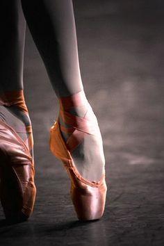 Lovely Pink Feet