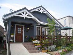 可愛いスウェーデンハウス Sweden House, One Story Homes, Cute House, Small House Design, Little Houses, House Rooms, Shed, Exterior, Outdoor Structures
