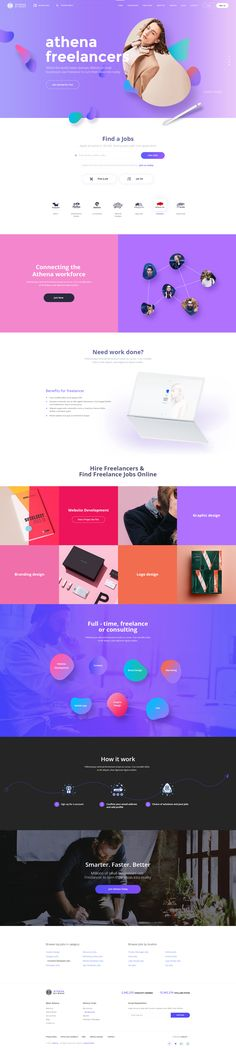 ATHENA - Freelancer and Employers Jobs Search Template #freelancer #job board #job listing • Download ➝ https://themeforest.net/item/athena-freelancer-and-employers-jobs-search-template/20672016?ref=pxcr