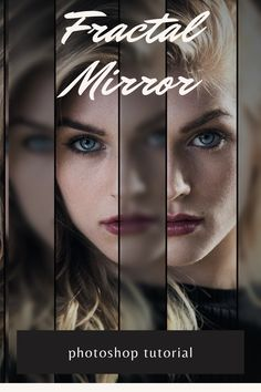 Add some cool looking effect to your photos with Adobe Photoshop. Mirror Effect, Adobe Photoshop, Fractals, Your Photos, Movies, Movie Posters, Ideas, Art, Photoshop Ideas