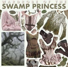 Aesthetic Grunge Outfit, Aesthetic Clothes, Fairy Clothes, Princess Aesthetic, Forest Fairy, Kawaii, Alternative Outfits, Cute Icons, Types Of Fashion Styles