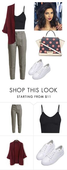 """""""Will you know the unknown?"""" by royalvodka on Polyvore featuring RED Valentino and ZAC Zac Posen"""