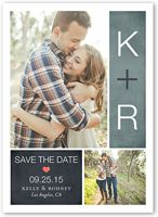 Like the initials  Save the Dates, Wedding Cards & Save the Date Cards | Shutterfly | All Items