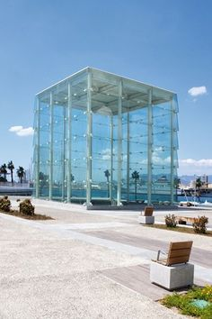 We find out all there is to love about this arty seaside city, home to the new Pompidou Centre South Of Spain, Train Journey, Best Places To Eat, Travel And Leisure, Vacation Destinations, Lisbon, Pop Up, Seaside, The Good Place