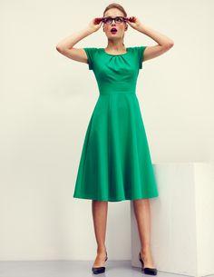 tall length Chancery Dress - work dresses for tall women