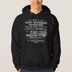 (AREA BUSINESS MANAGER HOODIE) #AreaBusinessManager is available on Funny T-shirts Clothing Store   http://ift.tt/2epmScH