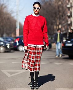One Foolproof Fall Outfit, 30 Different Ways To Wear It