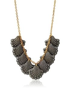 46% OFF We Dream in Colour Adeline Collar Necklace, Black