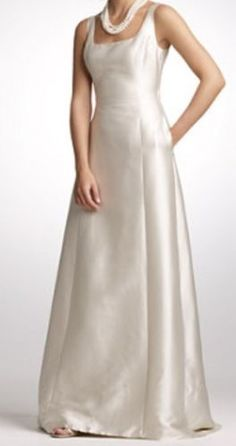 J Crew Silk Cotton Estate Gown Wedding Dress Size 2 Natural $1500 New | eBay