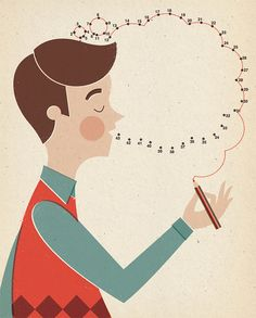 by Zara Picken Illustration.....awesome concept