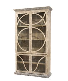 French Vitrine - FURNITURE - Cabinets and Bookcases