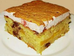 Slovak Recipes, Nutella, Sandwiches, Deserts, Food Porn, Food And Drink, Bread, Baking, Cake