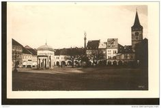 440. Czech republic, Jitschin - Jicin - echt - real photo postcard