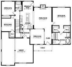 First Floor (w/ Basement)