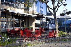 Sjávargrillið | Seafood Grill #3 on tripadvisor.  lunch $18-$30