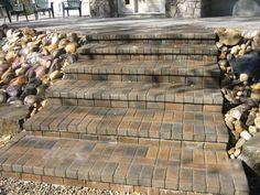 Best 29 Best Paver Steps Images Patio Steps Patio Porch Steps 400 x 300