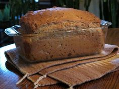 Tasty and Healthy Homemade Bread Without Flour Gf Bread Recipe, Bread Recipes, Cooking Recipes, Flour Recipes, Sin Gluten, Healthy Homemade Bread, Flourless Bread, Tasty, Yummy Food