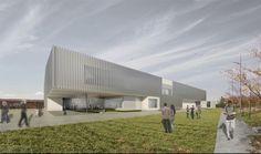 ER . nuevo aulario en la Universidad San Jorge . Villanueva de Gállego  (3)