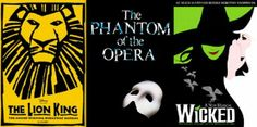 I want to see them all on Broadway!! And be in at least one of them!