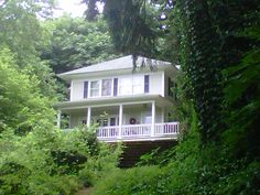The Tugboat Captain's House on the Willamette River. My future home.