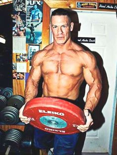 John Cena: Workout and Diet [WWE] - conFITdent