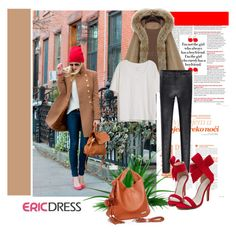 """""""ericdress 3"""" by ajsajunuzovic ❤ liked on Polyvore featuring Fine Collection and ericdress"""