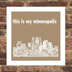 this is my minneapolis