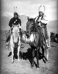 Индейцы флатхед. Монтана, 1905-1907