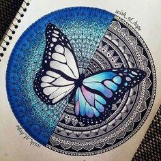 Imagem de zentangle doodle
