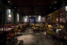Coya Peruvian restaurant by Sagrada, London hotels and restaurants