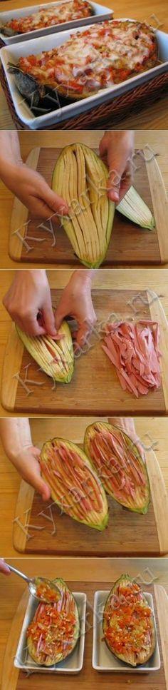Кухарка: домашняя кухня, видео, кулинария, рецепты, советы, фото| Баклажаны с ветчиной