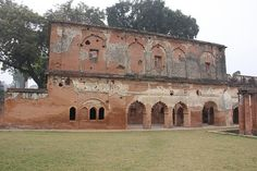 British Residency Lucknow Revisted  2013
